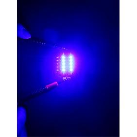 60W 2 Channel Blue 470nm Royal Blue 450nm Multichip Cree XP-E LED Light Matrix
