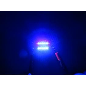 Custom Made 60W Red Green Royal Blue Cool White Cree XPE LED Matrix 2 Channel