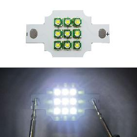 10W-20W Cree XPE XP-E Cool White/Warm White LED 9V-11V 900mA-2000mA