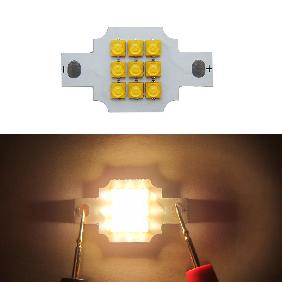 10W-20W Cree XTE XT-E Cool White/Warm White LED 9V-11V 900mA-2000mA