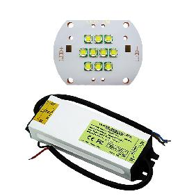 60W Cree XMK White LED 7500LM Plus 60 Watt Waterproof Led Driver