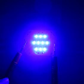 Philips 30W High Power LED Bead Emitter 30 Watt Royal Blue 450nm-455nm Light