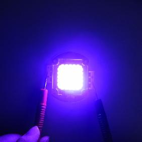 Ultra Violet + Pink Color Effect 100W 100 Watt High Power Led