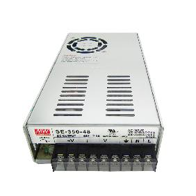 MeanWell 350W 48V 7.3A Single Output Switching Power Supply MEAN WELL SE-350-48