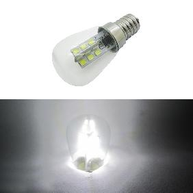 2W E14 White LED Refrigerator Fridge Freezer Light Bulb Lamp AC 220V