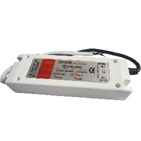 DC 12V 8A Power Supply 100W Constant Voltage LED Driver RoHS Compliant