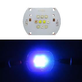 Epileds UV 400nm 420nm Royal Blue 450nm 470nm Cyan Yellow Cool White LED Matrix