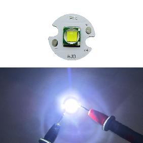 Cree XLamp XM-L T6 LED Cool White/Warm White Light on 12mm 14mm PCB Board