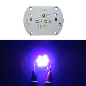30W Cree Epileds UV 395nm 420nm Royal Blue 450nm 470nm Red 660nm Warm White LED