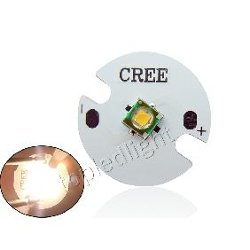 Cree XLamp XP-E XPE Q2 Warm White LED Emitter on 16mm or 20mm PCB