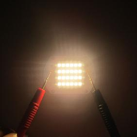 25W-76W Cree XP-E Multichip Warm White 3000K LED Matrix DC 36V-38V 700mA-2000mA