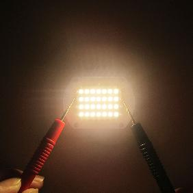 30W-90W Cree XP-E Multichip Warm White 3000K LED Matrix DC 42V-45V 700mA-2000mA