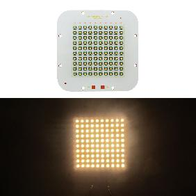 90W~288W Cree XP-E Multichip Warm White 3000K LED Matrix Light DC 30V-32V 3A-9A