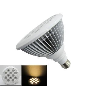 12W Par38 E27 Warm White Cree XLamp XP-E Chip LED Light Bulb Lamp 60 Degree