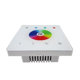 Touch Panel Dimmer Controller For RGB LED Strip Light Bulb Lamp DC 12V-24V