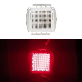 500W Deep Red 655nm-660nm High Power LED 500 Watt Light Source 48V-52V 6900mA