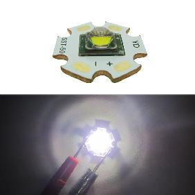 10W Luminus SST-50 SST50 Cool White/Neutral White/Warm White LED 3.4-3.7V 3-5A