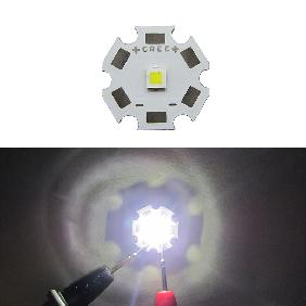 12W Cree XLamp XHP35 White 6500K High Intensity HI LED 12V 1A