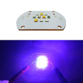 Cree XTE XPE Warm White Red Blue Green Semileds UV 420nm LED 26-28V 350-1000mA