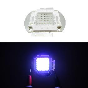 50W RGB Red Green Blue LED For Aquatic Plant Tomato Leaf Vegetables Grow Light