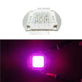 64W 365nm 730nm 6500K 665nm 640nm 435nm 470nm 7 Color LED Plant Grow Light