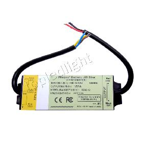 12W 36W Power Supply 12V 1A 3A Waterproof Electronic LED Driver