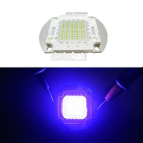 100W Cool White Blue Multichip LED For Aquarium Fish Tank Light