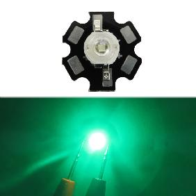 3W Ice Green 500-505nm 505-510nm High Power LED Fish Tank Aquarium Light