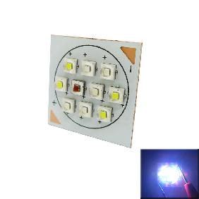 30W Cree XLamp XPE2 Red Green Royal Blue White Multichip LED Light 24*24*10MM