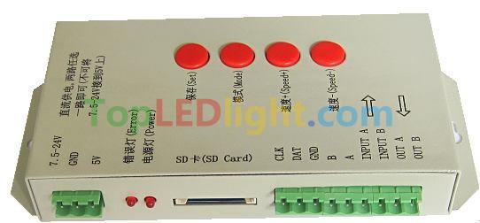T1000S-SD-Card-LED-Controller