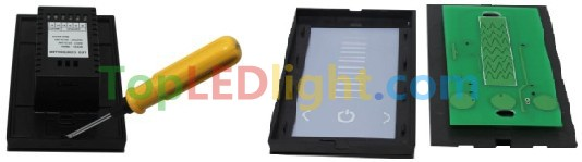 Low-voltage-Touch-Panel-LDE-light-Dimmer