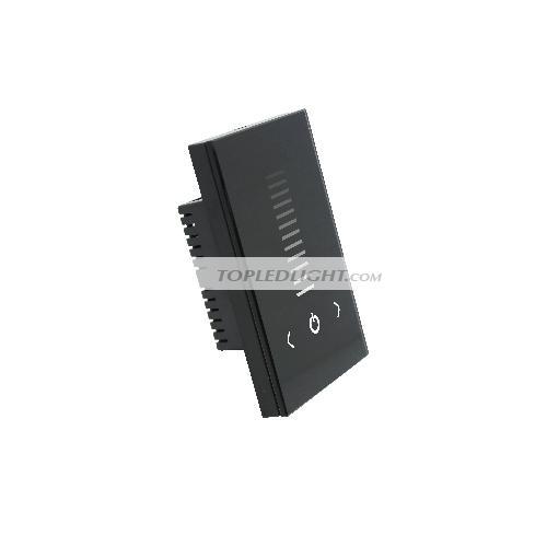 america standard touch panel controller dimmer wall switch 12v 24v for single. Black Bedroom Furniture Sets. Home Design Ideas