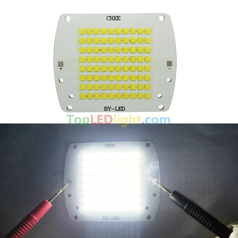150W High Power LED Epistar Chip Copper Base PCB Board White Light ...