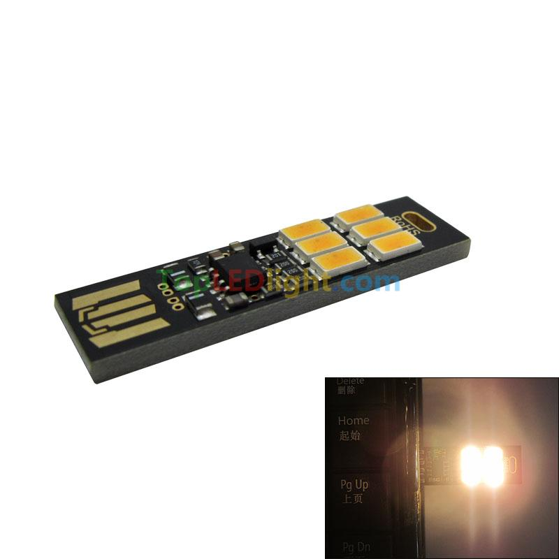 usb stick lg 5630 led night light dimmable touch panel to turn on and off kw lb6usb us. Black Bedroom Furniture Sets. Home Design Ideas