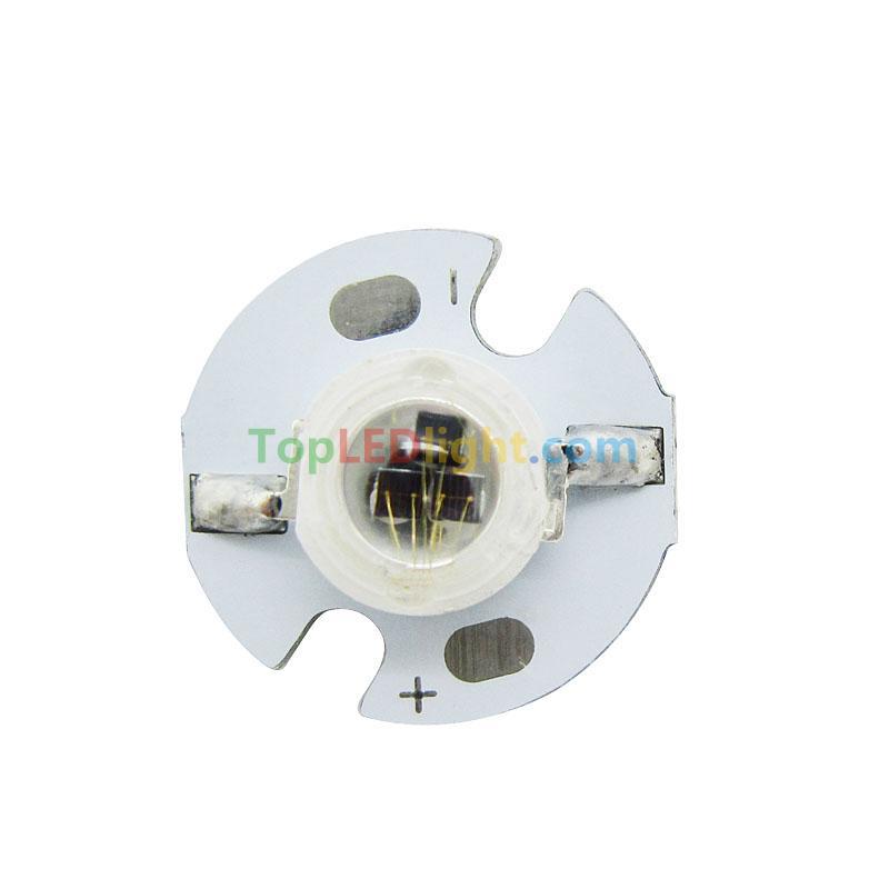 3Watt 3W high power led 850nm Infrared LED IR for night vision cctv DIY RDSPVX