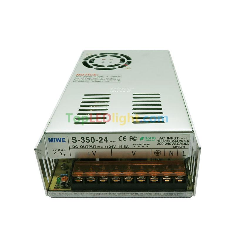 DC 24V 10A 14 5A Aluminium Regulated Switching Power Supply